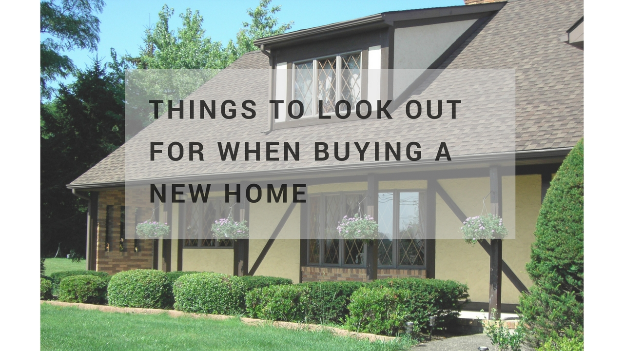 Buying The Perfect Home