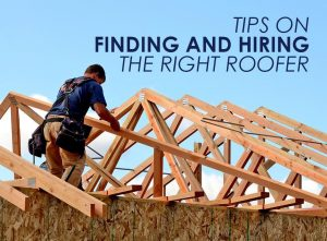 choose the right roofer