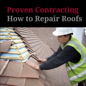 proven contracting roof repair