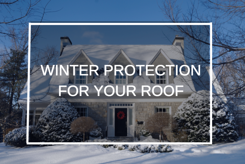 How To Protect Your Roof From Snow And Water Damage