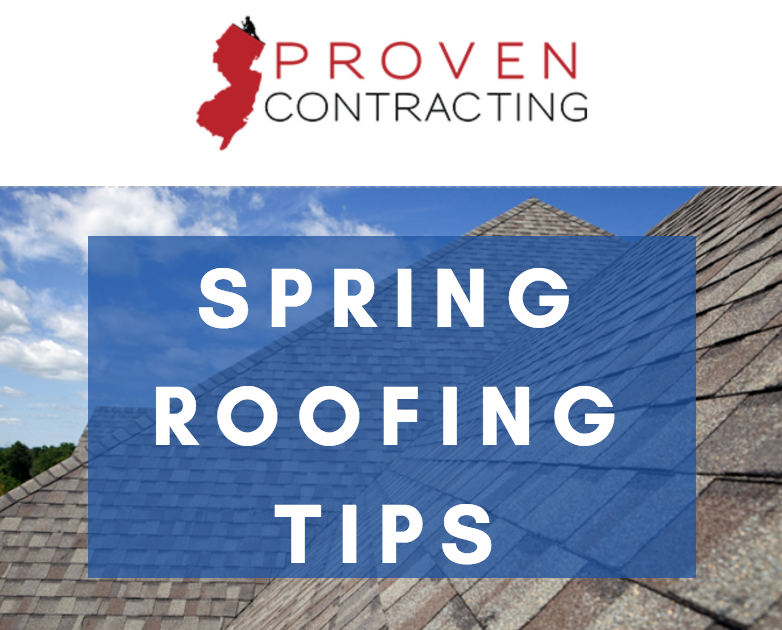 Spring Maintenance Tips For Taking Care Of Your Roof