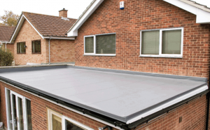 flat roofs for residential homes