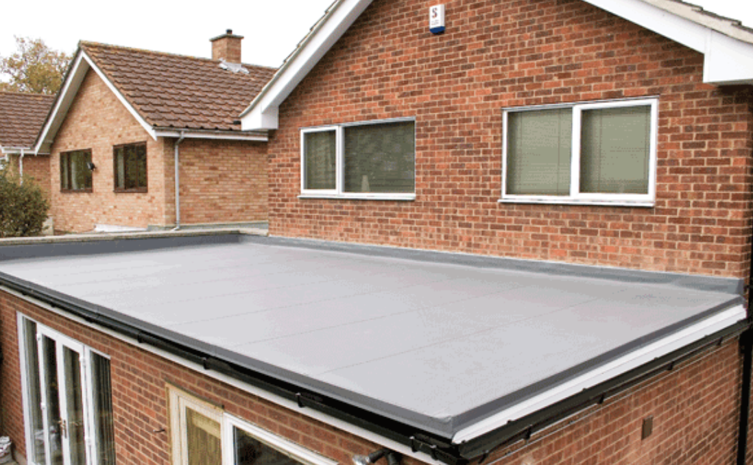 Flat Roofs For Residential Homes Proven Contracting