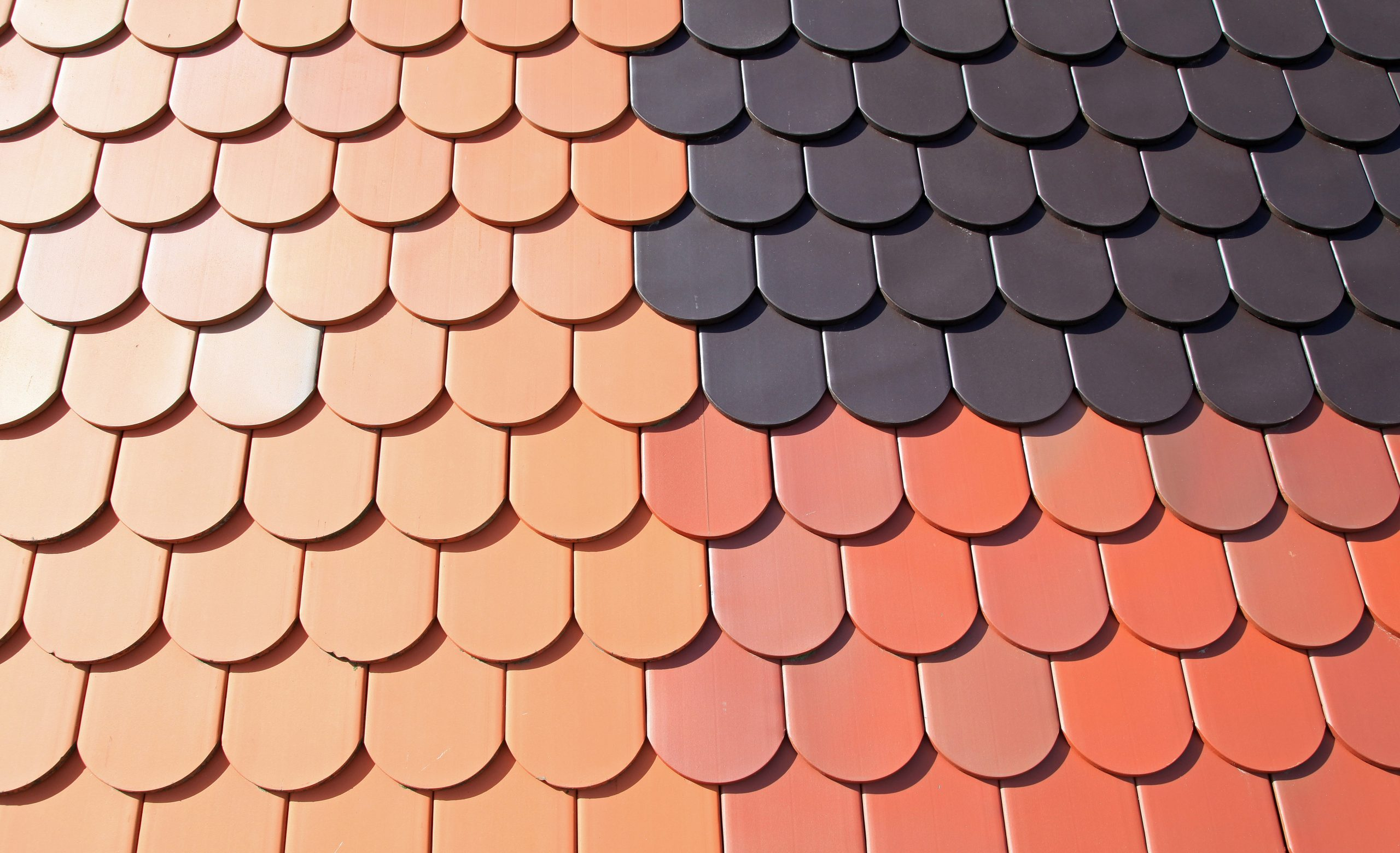 Dark vs. Light Coloured Roof Shingles